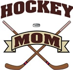 Hockey Mom T-Shirts Gifts