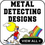 Metal Detecting T-Shirt Metal Detecting T-Shirts