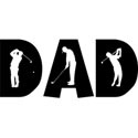 Golf Dad T-Shirt & Gifts