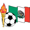 Mexico Soccer T-Shirt & Gifts