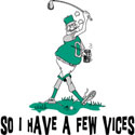 Funny Golfer T-Shirt & Gifts
