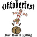Beer Barrel Rolling T-Shirt and Gifts