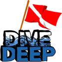 Dive Deep SCUBA T-Shirt