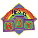 It's A Boy T-Shirts