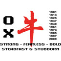 Ox Years T-Shirt & Calendar