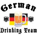 German Drinking Team T-Shirt