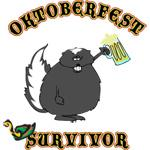 Oktoberfest Survivor T-Shirt