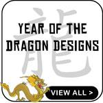 Year of The Dragon 2012 T-Shirt - Dragon T-Shirt