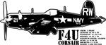 Vought F4U Corsair #4