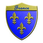 France Metallic Shield