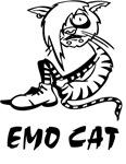 EMO Cat