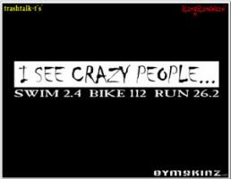 Kids See Crazy People!