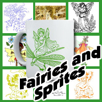Fairies and Sprites