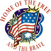 Home of the free and the brave