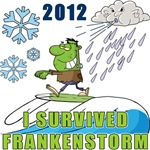 I Survived Frankenstorm