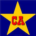 CA Star Monogram