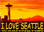 I Love Seattle Washington