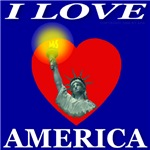 I Love America First Edition