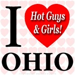 I Love Ohio Hot Guys & Girls