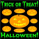Trick or Treat! 9 Halloween Jack-o-lanterns