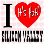I Love Silicon Valley It's Hot!