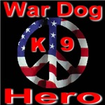 War Dog K9 Hero Black