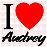 I Love Audrey