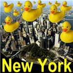 Invasion of the Rubber Ducks