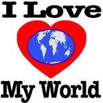 I Love My World