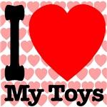 I Love My Toys