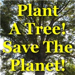 Plant A Tree! Save The Planet! Miracle Oak Tree
