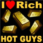 I (Heart) Rich Hot Guys