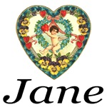 Jane Little Angel Heart