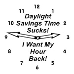 Daylight Savings Time Sucks!