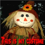 This Is My Costume Scarecrow