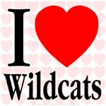 I Love Wildcats