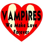 Vampires We Make Love Forever