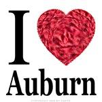 I Love Auburn