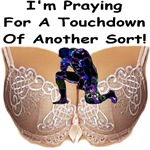 Praying for Touchdown of Another Sort