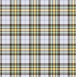 Plaid Classic Gray White