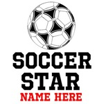 Customize soccer  star
