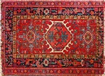 Afghan Carpet Design