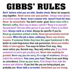 Gibbs rules at NICS