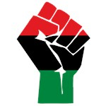 Black Power Salute Symbol
