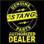 Genuine Parts Logo