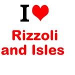 I Love Rizzoli and Isles