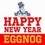 Happy New Year EggNog