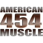 American Muscle Chevy 454