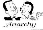 Anarchy Humor Apparel & Home Accessories