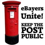 Keep Royal Mail Post Public Campaign